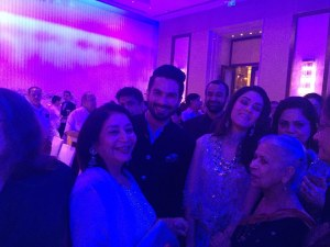Wedding of Bollywood Star Shahid Kapoor